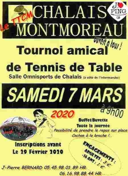 Affiche tournoi 07 03 2020