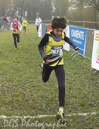 Cross de Montmoreau - Championnats de France
