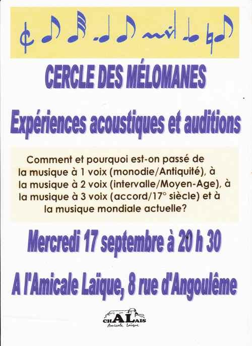 melomanes